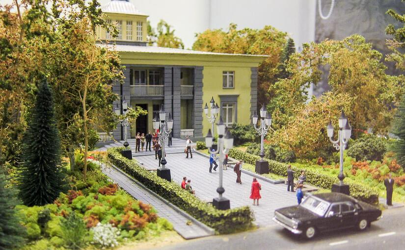 Музей миниатюр «Страна мини» (Минск)
