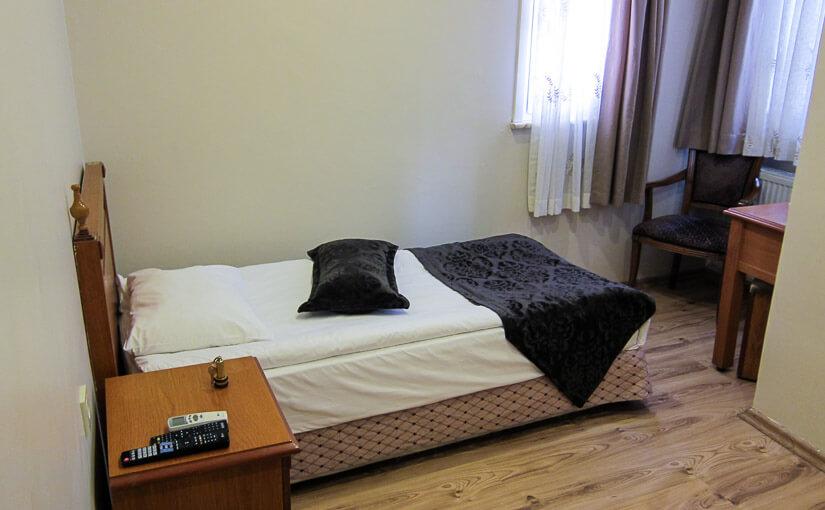 Bon Voyage: №32: Гостиница «Saba» / Saba Hotel *** (Стамбул)
