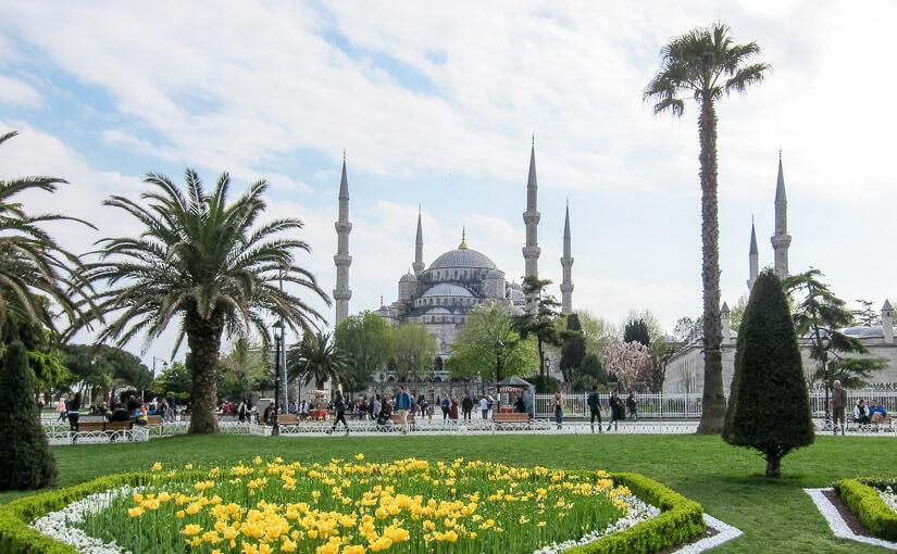 Стамбул, привет!