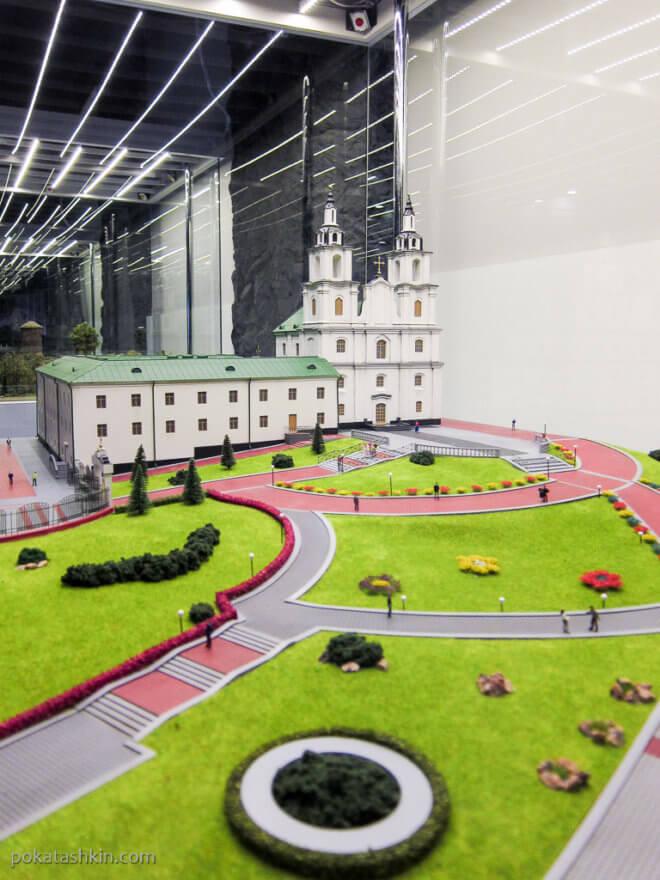 Кафедральный собор Сошествия Святого Духа, г. Минск, XVII век