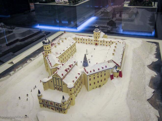 Несвижский замок, г. Несвиж, Минская область, XVI век