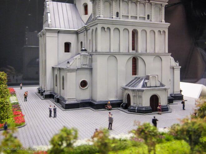 Могилёвская Ниоклаевская церковь, г. Могилёв, XVII век