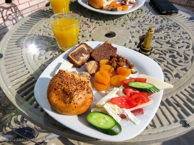 Гостиница «Saba» / Saba Hotel *** (Стамбул)