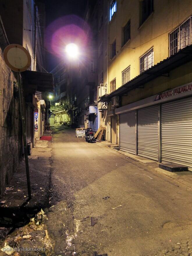 Стамбульский переулок