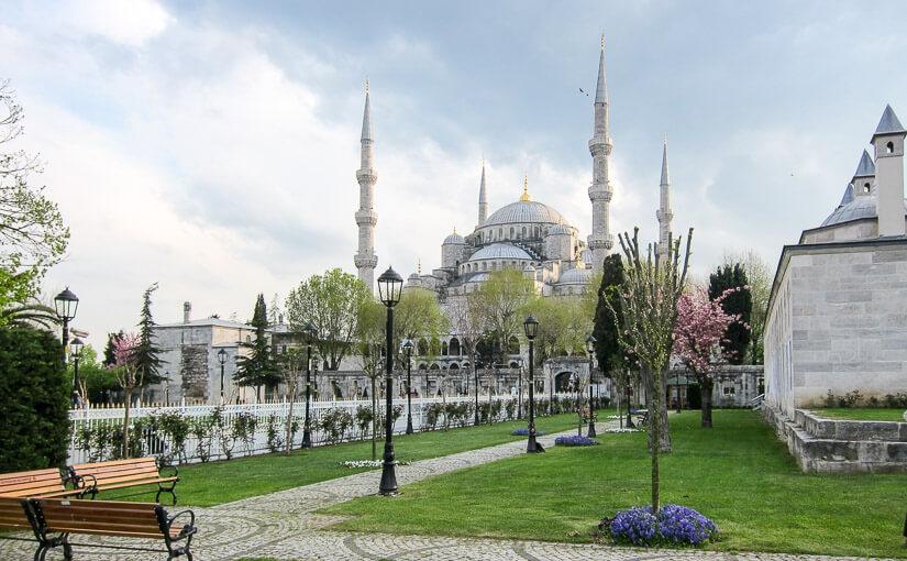 Стамбул. День 1. Первое знакомство с городом