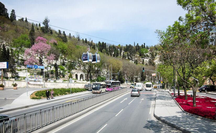 Стамбул. День 2. Автобусный тур Big Bus: вокруг залива Золотой Рог (синий маршрут)