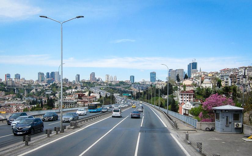 Стамбул. День 2. Автобусный тур Big Bus: из Европы в Азию и обратно (красный маршрут)