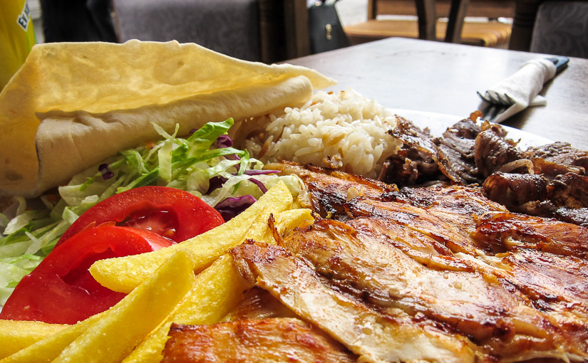 Bon Appetit: №333: Semazen Cafe & Restaurant (Стамбул)