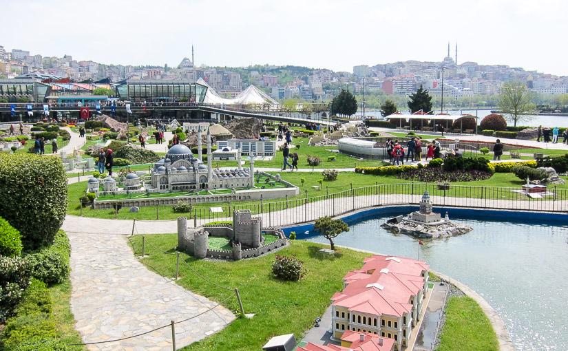 Стамбул. День 3. Парк «Миниатюрк» (Miniatürk)