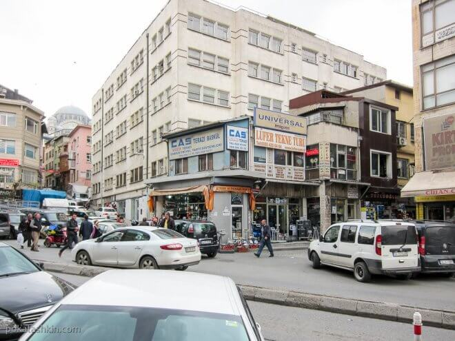 Стамбульский хаос