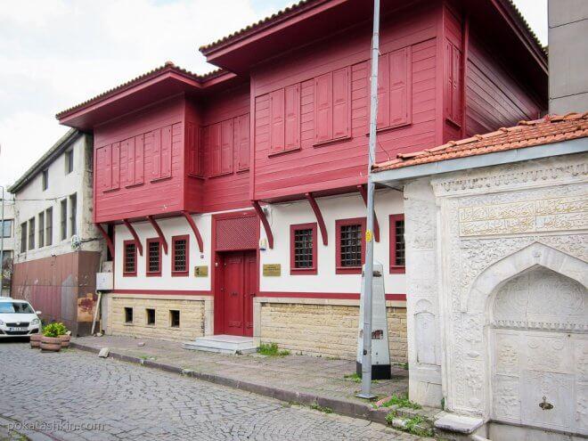 Дом господина Деде