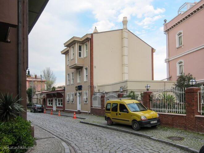 Тихий Стамбул