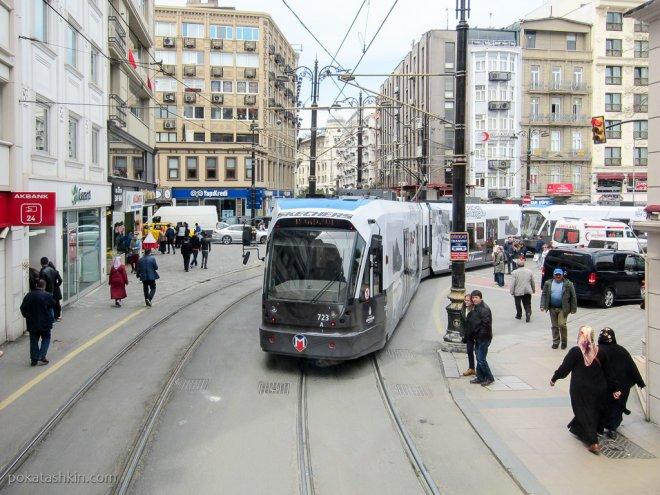 Улица Анкара