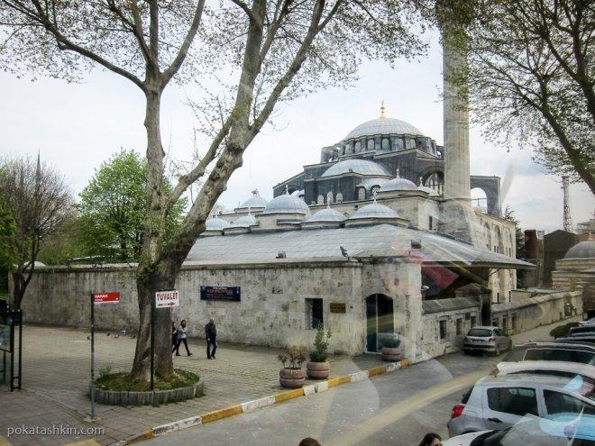 Мечеть Кылыч Али-паши (Kılıç Ali Paşa)