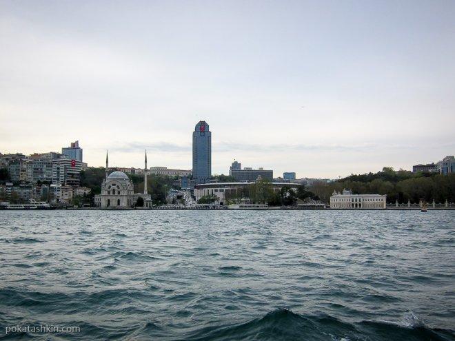 Ritz-Carlton Istanbul и Vodafon Arena