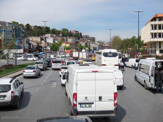 Стамбульская пробка