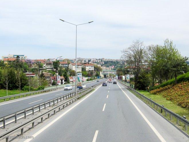Новые районы Стамбула