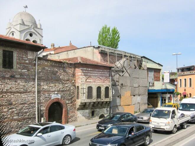 Греческая православная церковь Святого Николая