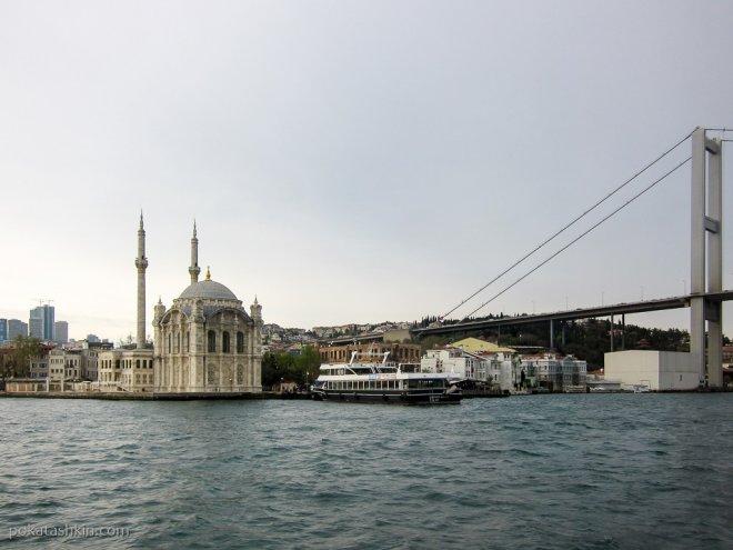 Мечеть Ортакёй (Ortaköy Camii)