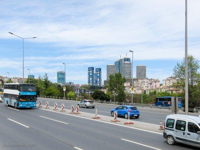 Стамбульские высотки