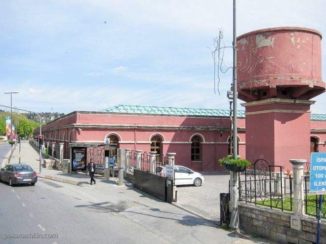 Бывшая фабрика Фесхане (Feshane)