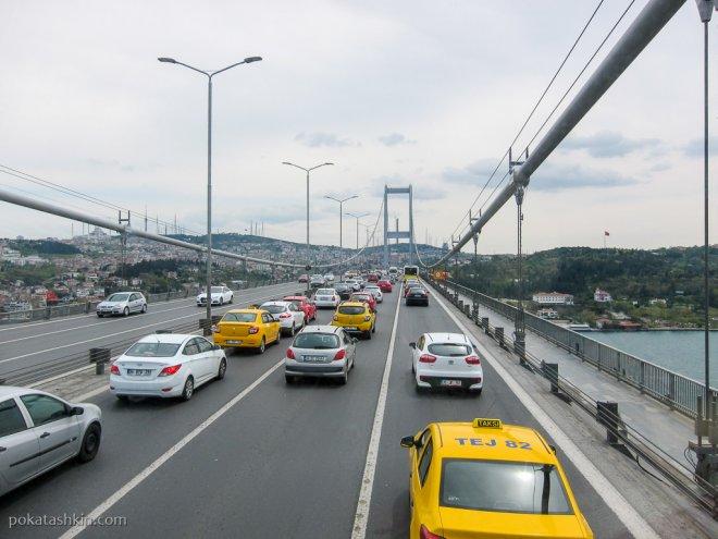 Мост Мучеников 15 июля
