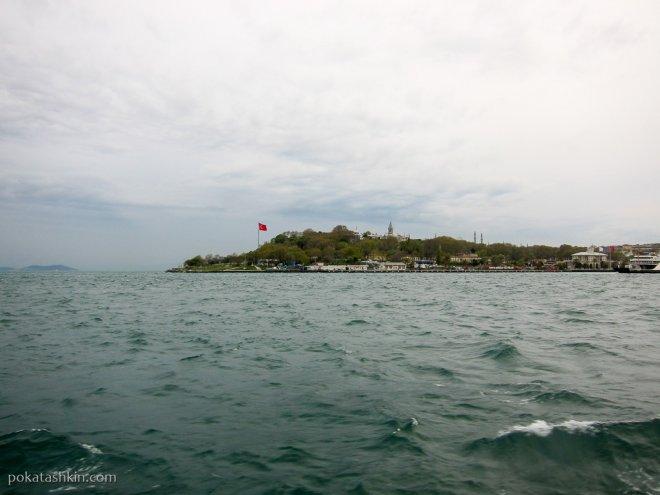 Босфорский пролив впадает в Мраморное море