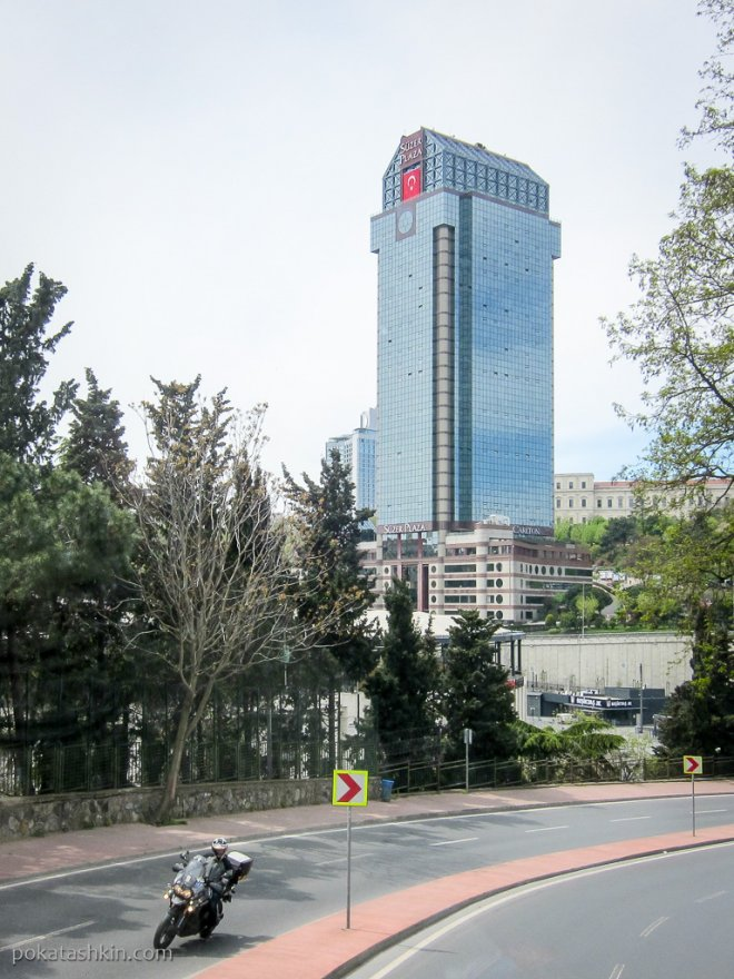 Süzer Plaza Ritz-Carlton Istanbul