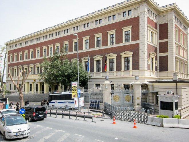 Генеральное консульство Германии в Стамбуле