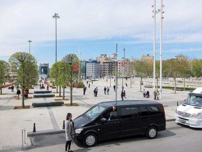 Площадь Таксим (Taksim)