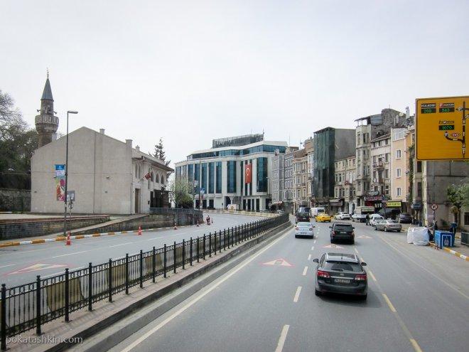 Северная часть Стамбула