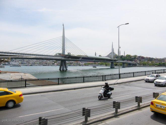 Мост Халич (метромост)