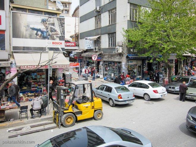 Магазины стройматериалов в Стамбуле
