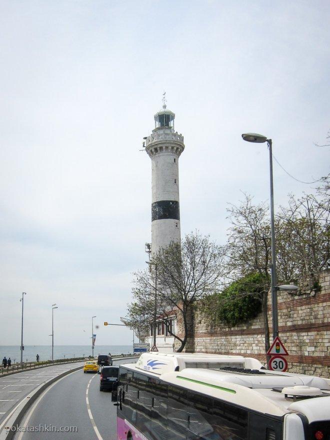 Маяк Ахыркапы (Ahırkapı Feneri)