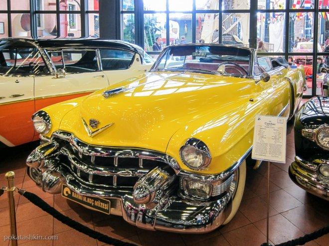 Cadillac 62 Series Convertible, 1953 год