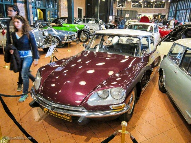 Citroën ID19, 1968 год