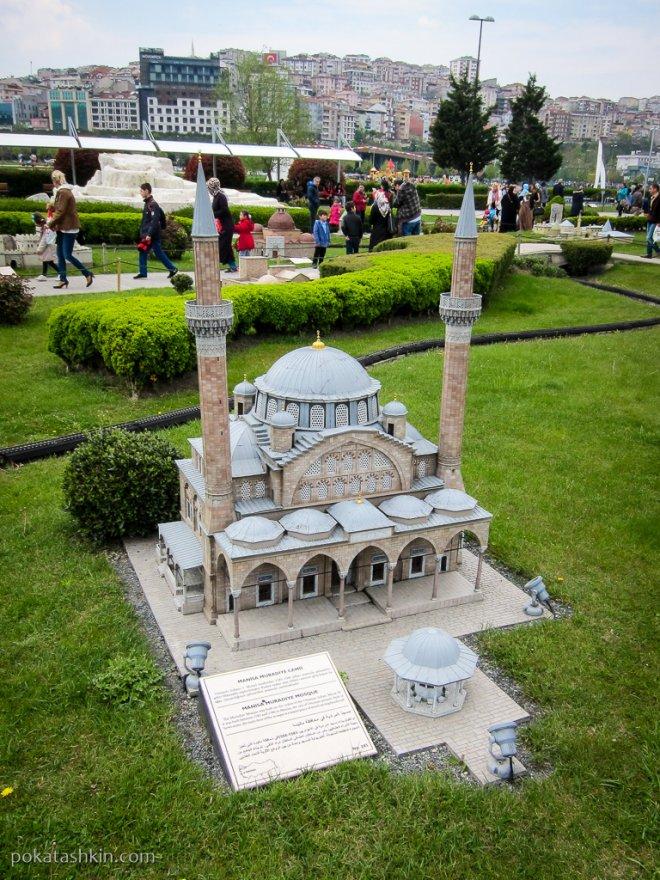 Мечеть Мурадийе