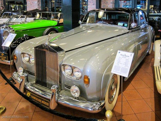Rolls-Royce Silver Cloud III, 1965 год