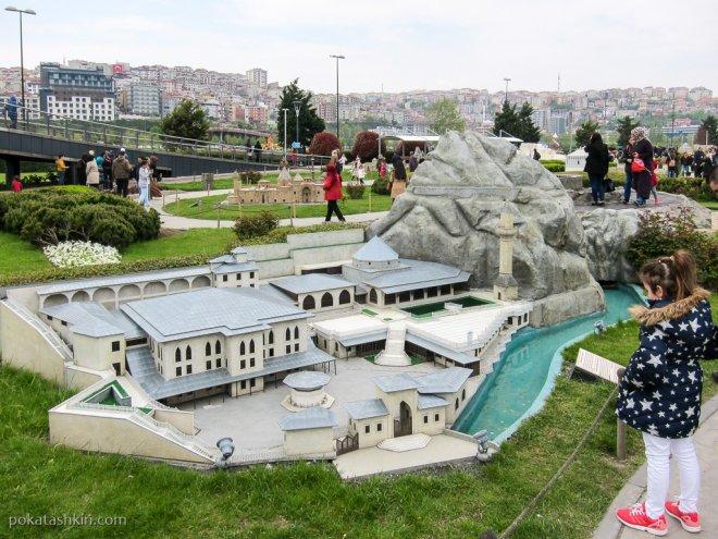 МечетьСомунджу Баба
