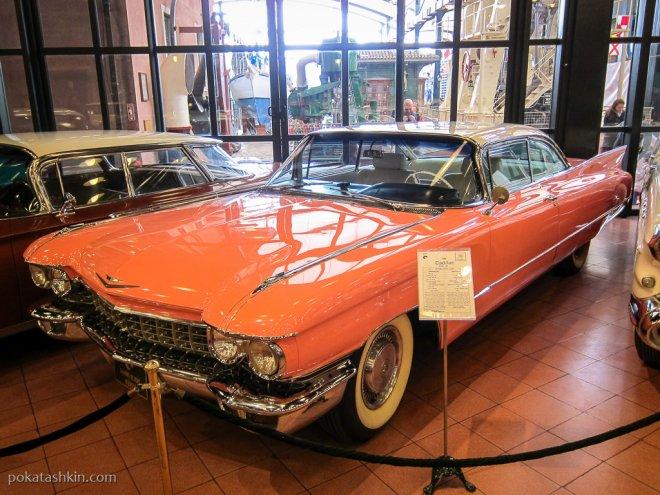 Cadillac De Ville Hardtop Coupe, 1960 год
