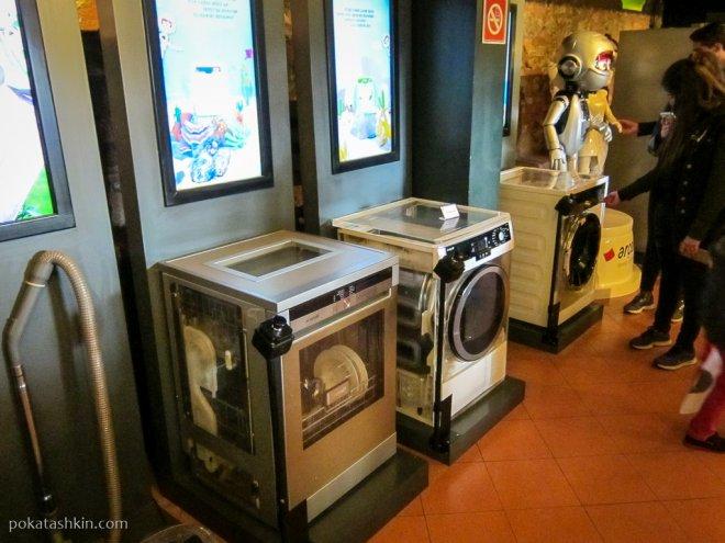 Как это работает: посудомоечная и стиральная машины