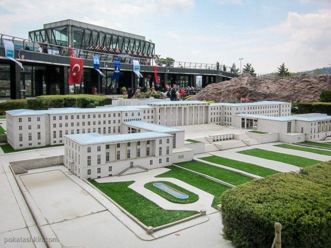 Здание ПарламентаТурции