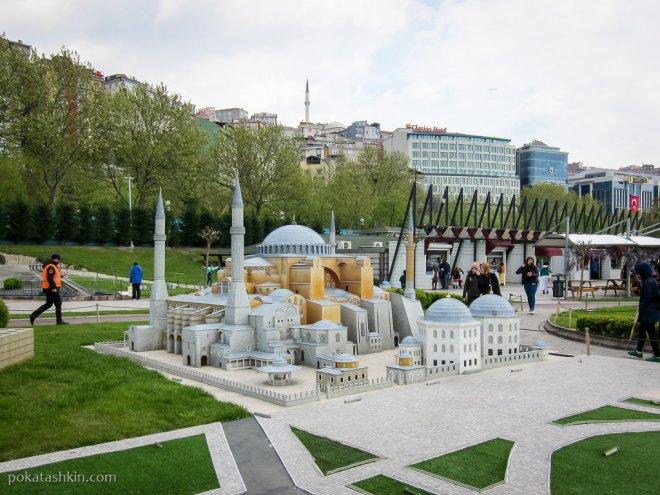 Музей Айя-Софья