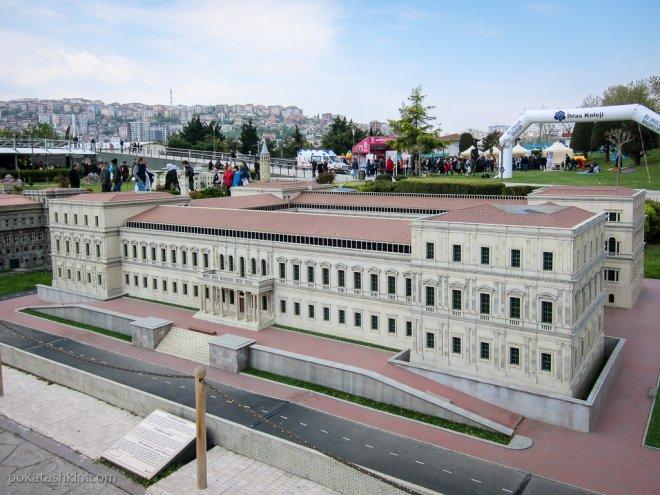 Кампус Ташкыла Стамбульского технического университета