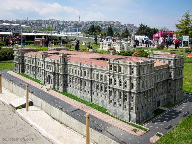 Кампус Мачка Стамбульского технического университета