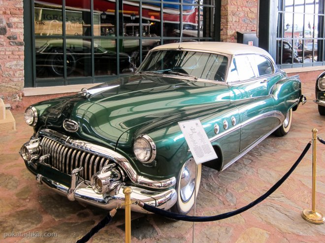 Buick Special Rivera, 1952 год