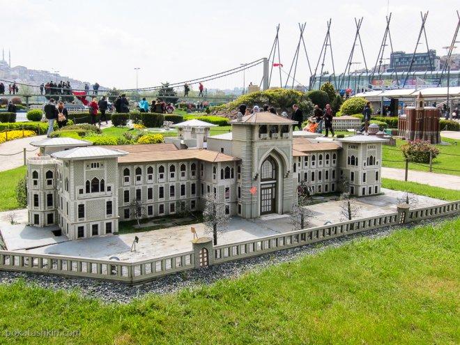 Стамбульский лицей для мальчиков