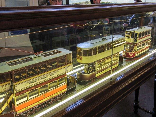 Модели трамваев