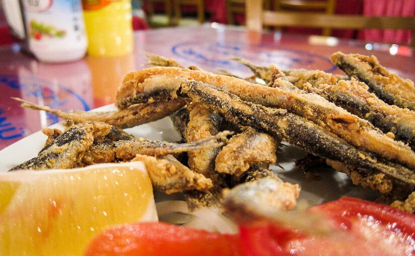 Bon Appetit: №335: Рыбный ресторан «Meşhur Eminönü Balık» (Стамбул)