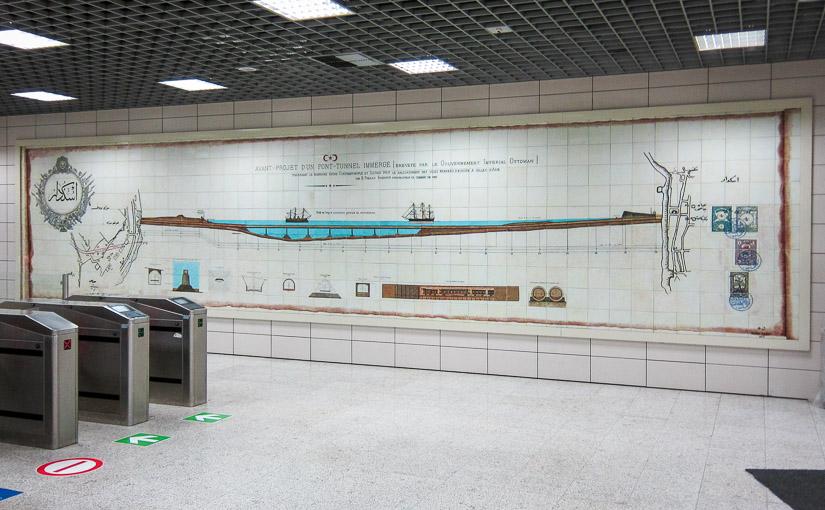 Стамбул. День 4. Тоннель под Босфором «Мармарай» и паром между Азией и Европой